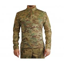 Russian tactical combat shirt army GIURZ - M1 multicam BARS