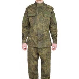 Russian Army Officers digital pixel uniform rip-stop