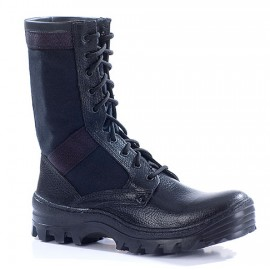 """Russian leather tactical BOOTS """"TROPIK"""" 016"""