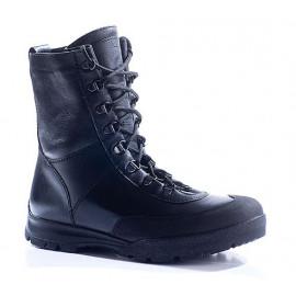 "Russian leather warm winter tactical Assault BOOTS ""COBRA"" 12034"