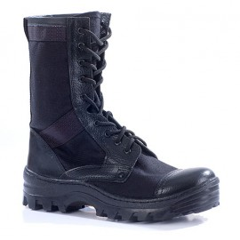 """Russian leather tactical BOOTS """"TROPIK"""" 35"""