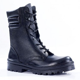 """Russian leather tactical BOOTS """"OMON"""" 701"""