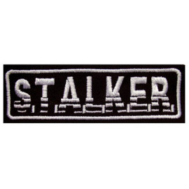 Russian STALKER game embroidery stripe patch 108