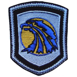 Russian AIRSOFT Mercenaries Stalker patch with eagle 116