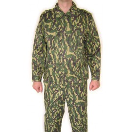 "Russian tactical Summer airsoft uniform ""Shadow-2"" green camo"