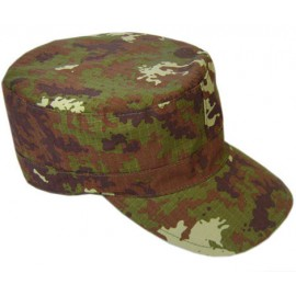 Russian Army 4-color camo hat airsoft tactical cap