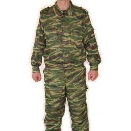 "Summer Spetsnaz camo uniform ""TIGR"" green pattern"