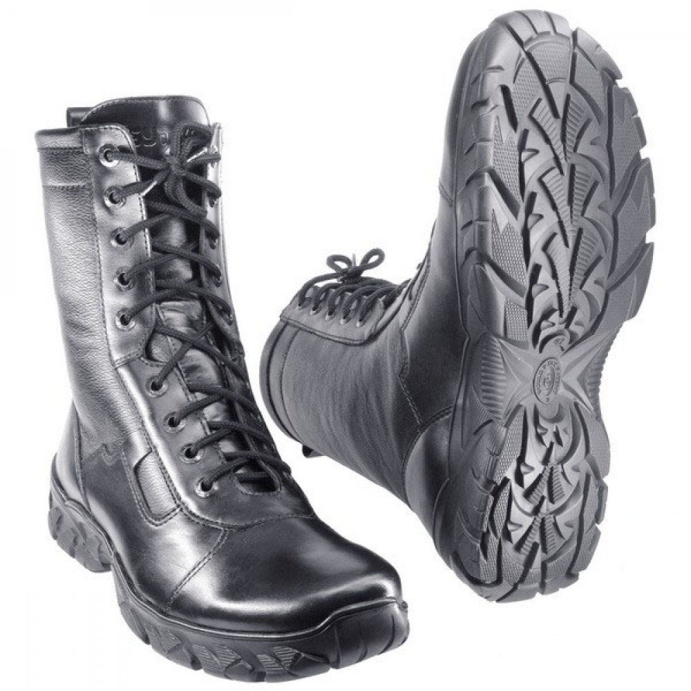 """Russian leather warm winter tactical Assault BOOTS """"EXTREME"""" 172"""