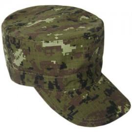 Russian Army DIGITAL 4-color camo airsoft tactical cap