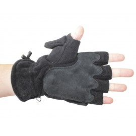 Russian SNIPER tactical black gloves-mittens UNIVERSAL by BTK GROUP