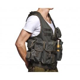 Russian combat vest for the submachine gun TIGER