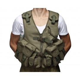 Tactical combat assault vest Spetsnaz system ROCK
