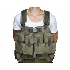 """Russian combat Vest for the submachine gunner """"TURTLE"""""""