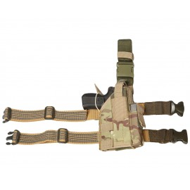 Russian universal holster for Yarygin, APS and Glock