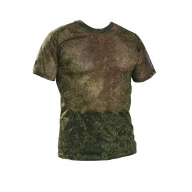 T-shirt Military Digital Camo Pattern