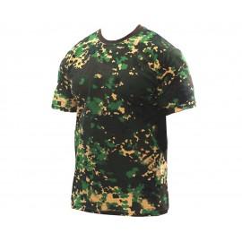T-shirt camo pattern Izlom Germany