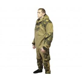 GORKA 4 yellow oak leaf Russian border guards camo uniform