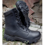 Russian tactical army black boots GARSING 0420