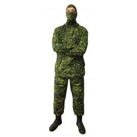 """Suit SUMRAK-M1 Canada digital (pixel) camouflage """"TM BARS"""" ORIGINAL"""
