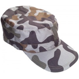 Russian Army hat 4-color grey camo airsoft tactical cap