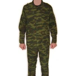 Summer FLORA Russian airsoft suite camo Uniform