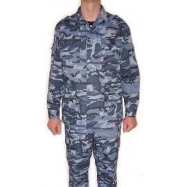 Summer tactical Russian OMON camo Rip-Stop airsoft uniform