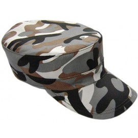 Russian Army hat 4 color camouflage airsoft tactical cap