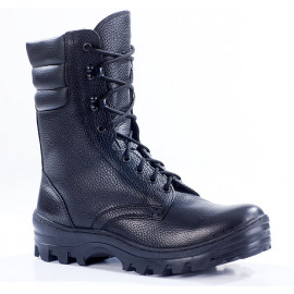 """Russian leather warm winter tactical Assault BOOTS """"OMON"""" 907"""