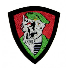 Frontier Guards of Russian special force sleeve patch