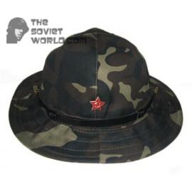 Russian PANAMA Camo boonie hat