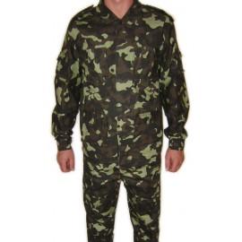 Soldier's Camouflage uniform BDU airsoft suit