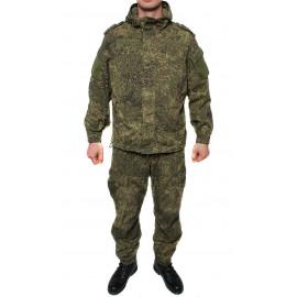 BTK digital camo wind water protection suit VKBO Russian uniform