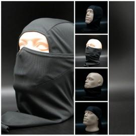 Balaclava black universal ski tactical hood airsoft face mask