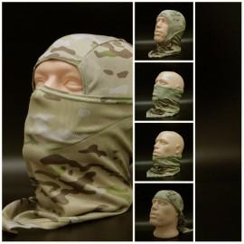 Balaclava universal ski Multicam camo airsoft face mask