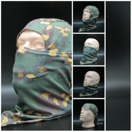 Balaclava Storm universal Partizan camo airsoft face mask