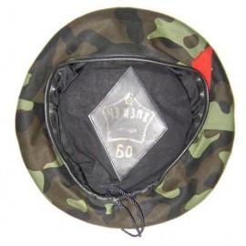 Soviet Special Forces camo BERET hat