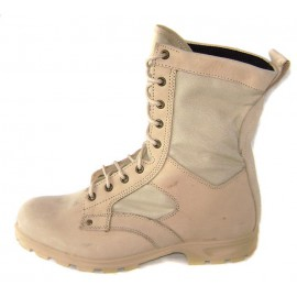 Russian tactical desert suede leather airsoft boots by BTK Group