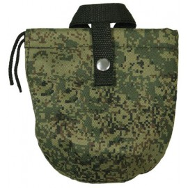 Russian military digital Flora camo flask case