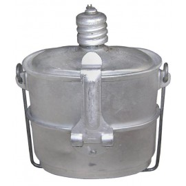 AIRBORNE field FOOD KETTLE & FLASK from Soviet Army