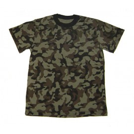 Russian Army BDU CAMO T-SHIRT Military Camouflage