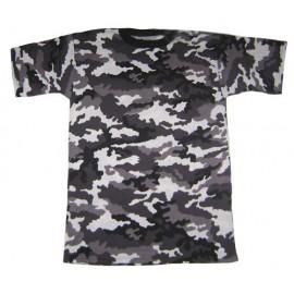 Russian Army SPETSNAZ Grey CAMO T-Shirt