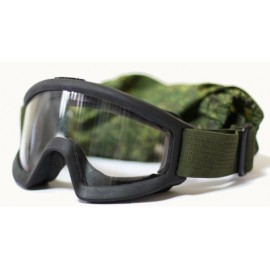 Russian Army airsoft ballistic protective tactical goggles 6B34
