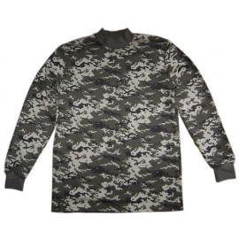 Russian Digital PIXEL military style sweater golf