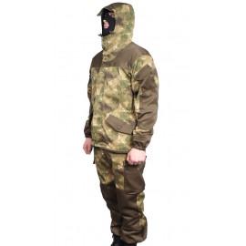Special forces Gorka 3 fleece Russian modern winter camo uniform