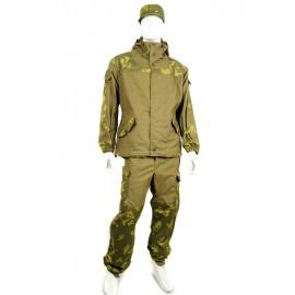 Gorka 3 yellow oak Russian camo golden leaf tactical military uniform