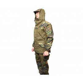 Gorka-3 FRACTURE Russian tactical military Izlom camo suit