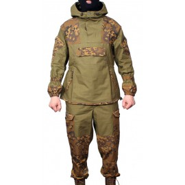 "GORKA 4 ""PARTIZAN AUTUMN"" Russian special force tactical airsoft uniform"