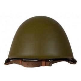 Soviet / Russian military steel helmet SSh-68 protection KASKA