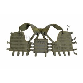 Russian tactical equipment assault vest NERPA MOLLE SPOSN SSO airsoft