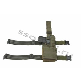 Russian tactical equipment MOLLE Holster SPOSN SSO airsoft